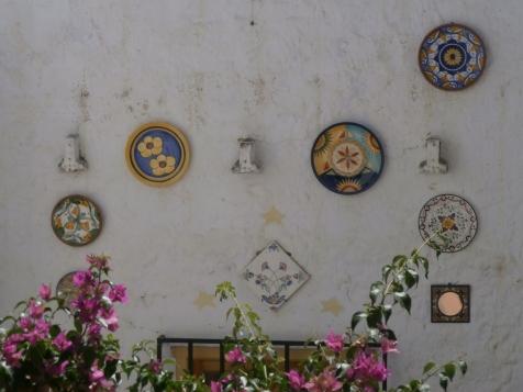 Ceramics in albaicin