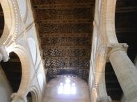 Mudejar ceiling