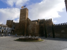 Puerta Sevilla: fortress and gate
