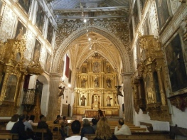 Chapel of the convent