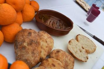 Hallulla, Andalusian Islamic bread