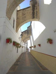 Street of the Nuns