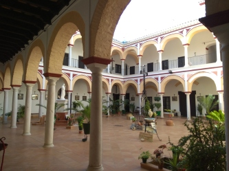 Cloister convent