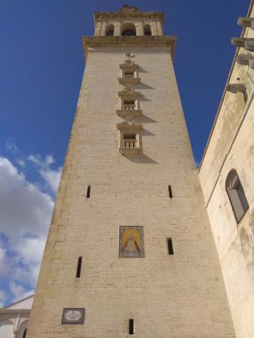 Bell Tower of La Oliva Church